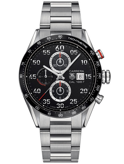 TAG HEUER CARRERA 43mm CALIBRE 1887