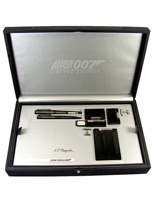 S.T. Dupont James Bond Limited edition 2004